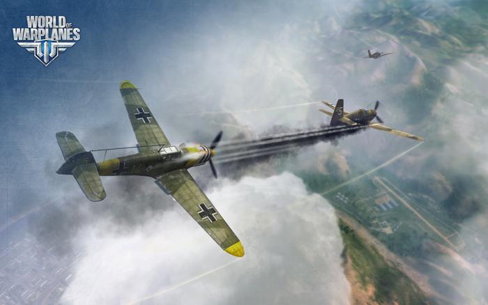 """""""Chim sắt"""" Đức lượn lờ trong World of Warplanes - Ảnh 7"""