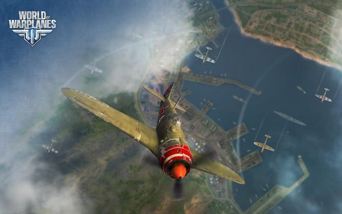 """""""Chim sắt"""" Đức lượn lờ trong World of Warplanes - Ảnh 8"""