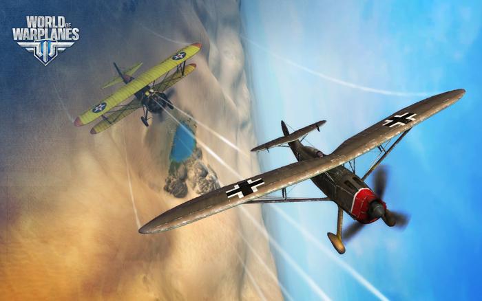 """""""Chim sắt"""" Đức lượn lờ trong World of Warplanes - Ảnh 9"""
