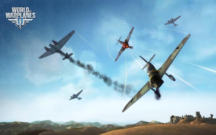 """""""Chim sắt"""" Đức lượn lờ trong World of Warplanes - Ảnh 11"""