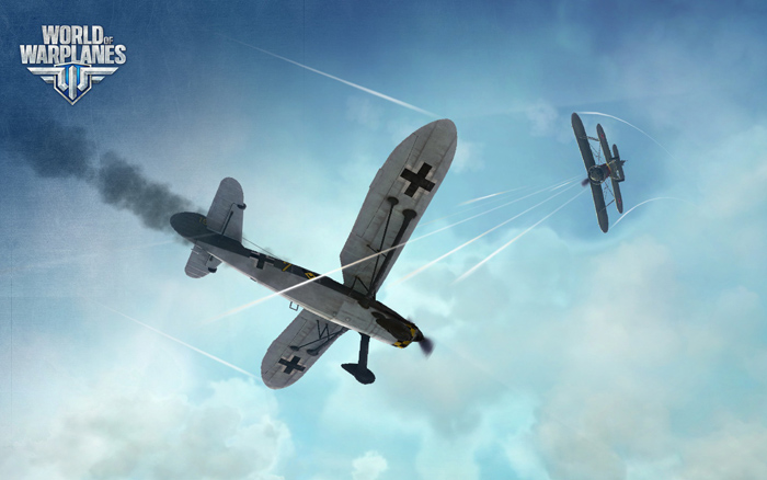 """""""Chim sắt"""" Đức lượn lờ trong World of Warplanes - Ảnh 13"""