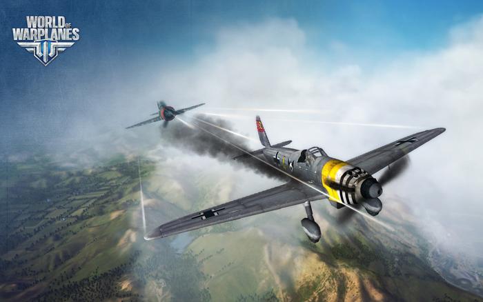"""""""Chim sắt"""" Đức lượn lờ trong World of Warplanes - Ảnh 14"""