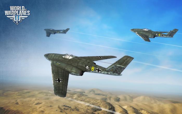 """""""Chim sắt"""" Đức lượn lờ trong World of Warplanes - Ảnh 15"""