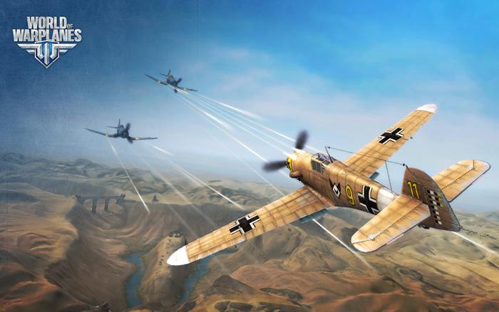 """""""Chim sắt"""" Đức lượn lờ trong World of Warplanes - Ảnh 19"""