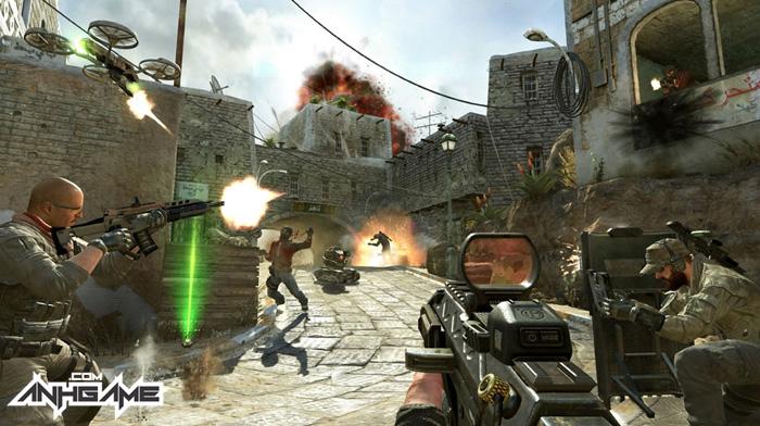 Chiến trận hoành tráng trong Call of Duty: Black Ops 2 - Ảnh 2