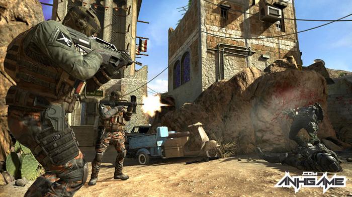 Chiến trận hoành tráng trong Call of Duty: Black Ops 2 - Ảnh 3
