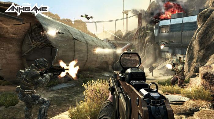 Chiến trận hoành tráng trong Call of Duty: Black Ops 2 - Ảnh 4