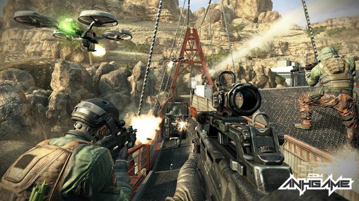 Chiến trận hoành tráng trong Call of Duty: Black Ops 2 - Ảnh 5