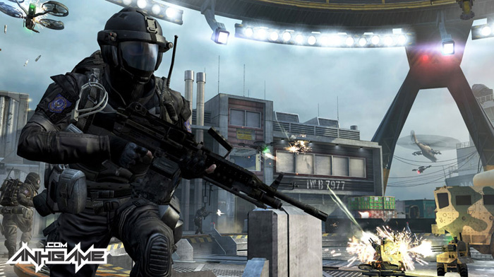 Chiến trận hoành tráng trong Call of Duty: Black Ops 2