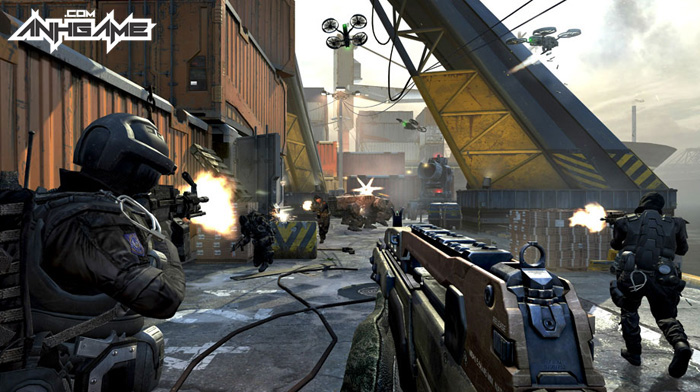 Chiến trận hoành tráng trong Call of Duty: Black Ops 2 - Ảnh 7