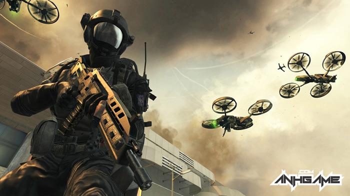Chiến trận hoành tráng trong Call of Duty: Black Ops 2 - Ảnh 8