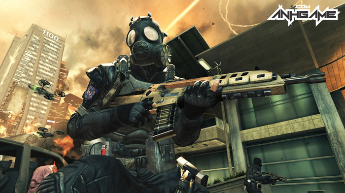 Chiến trận hoành tráng trong Call of Duty: Black Ops 2 - Ảnh 10
