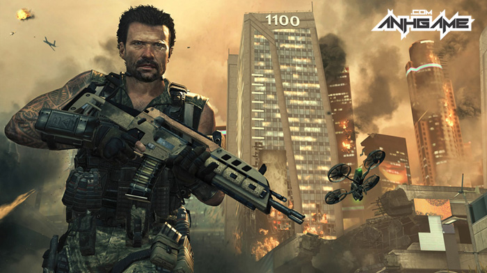 Chiến trận hoành tráng trong Call of Duty: Black Ops 2 - Ảnh 11