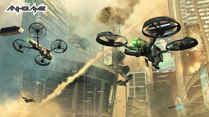 Chiến trận hoành tráng trong Call of Duty: Black Ops 2 - Ảnh 15