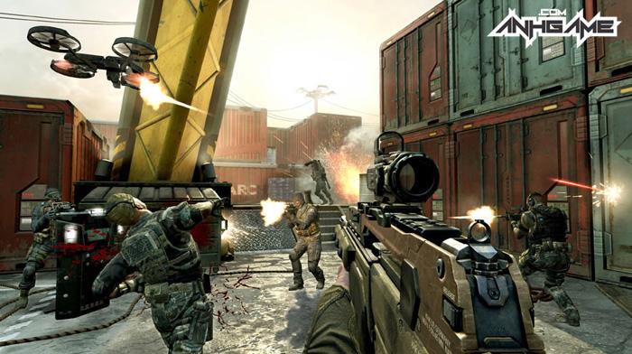 Chiến trận hoành tráng trong Call of Duty: Black Ops 2 - Ảnh 16