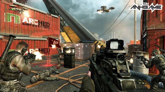 Chiến trận hoành tráng trong Call of Duty: Black Ops 2 - Ảnh 17