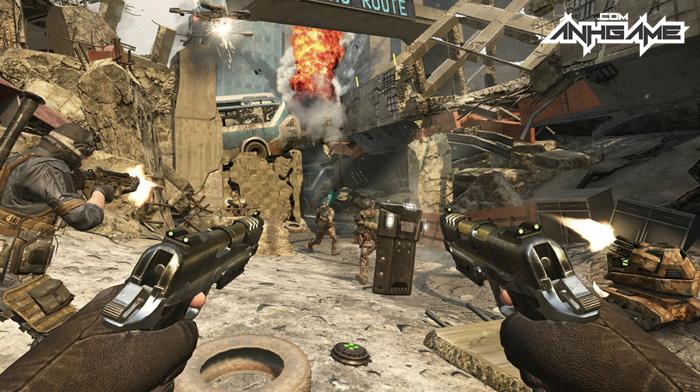 Chiến trận hoành tráng trong Call of Duty: Black Ops 2 - Ảnh 18