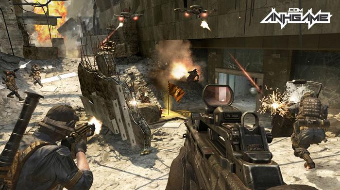 Chiến trận hoành tráng trong Call of Duty: Black Ops 2 - Ảnh 19