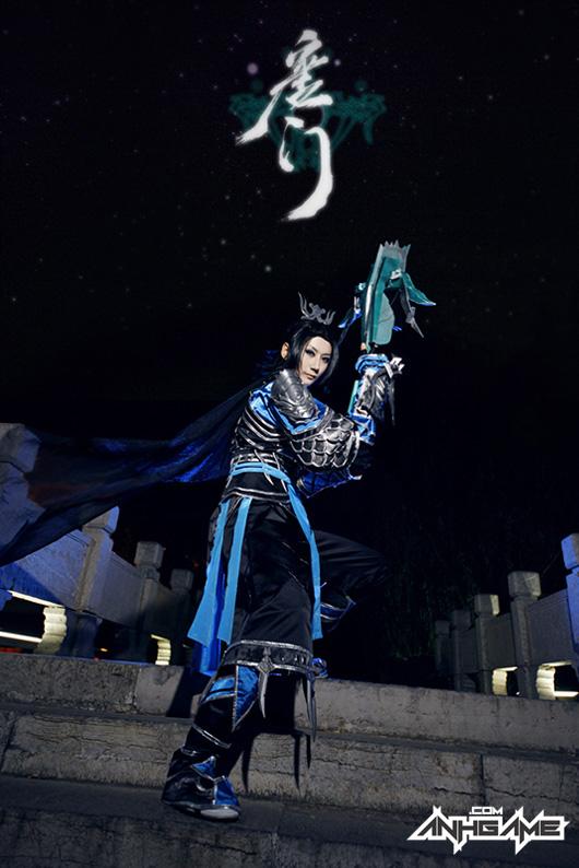 Bộ ảnh cosplay tuyệt đẹp về Đường Môn trong VLTK 3