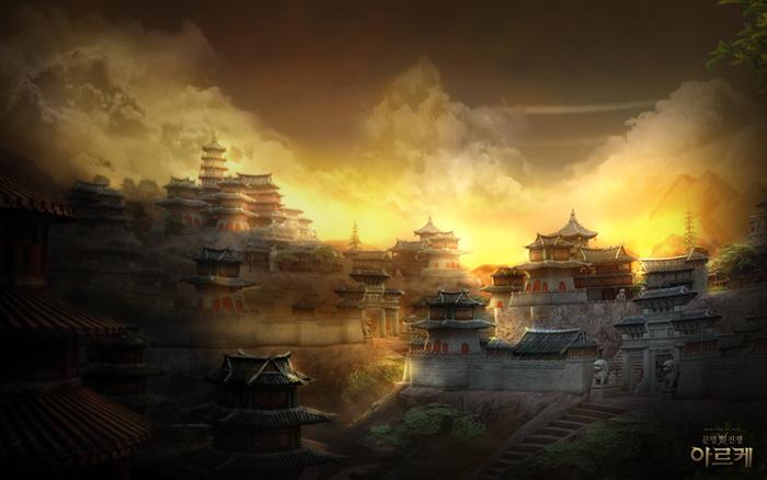 Bộ hình nền tuyệt đẹp của Thời Đại Văn Minh Hàn Quốc