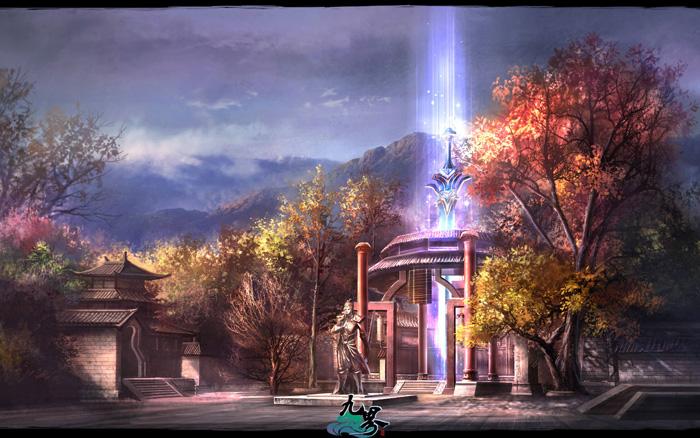 Ngắm phong cảnh thần tiên trong Cửu Giới - Ảnh 2