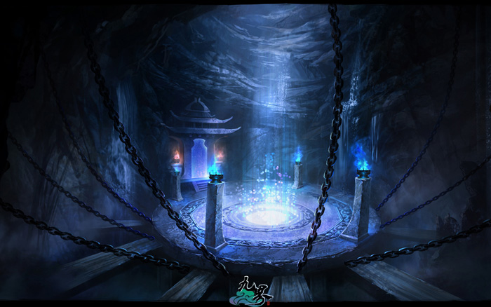 Ngắm phong cảnh thần tiên trong Cửu Giới - Ảnh 6
