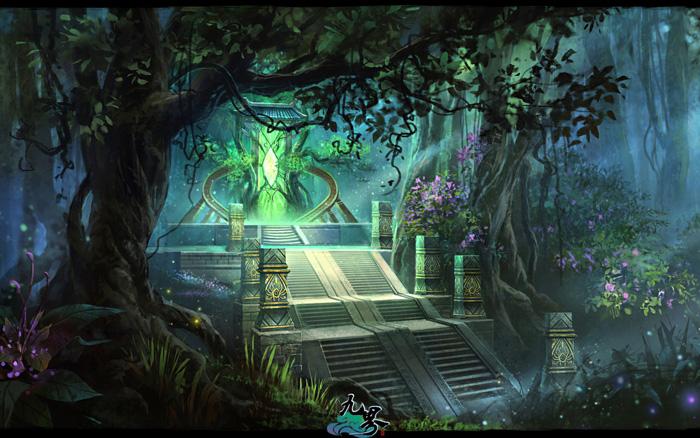 Ngắm phong cảnh thần tiên trong Cửu Giới - Ảnh 7