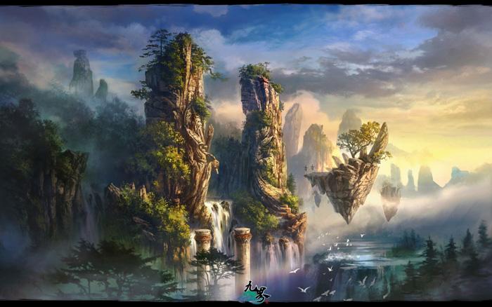 Ngắm phong cảnh thần tiên trong Cửu Giới - Ảnh 8