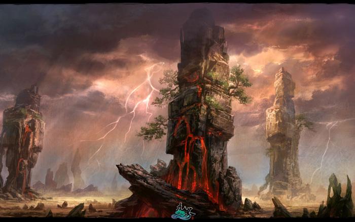 Ngắm phong cảnh thần tiên trong Cửu Giới - Ảnh 10