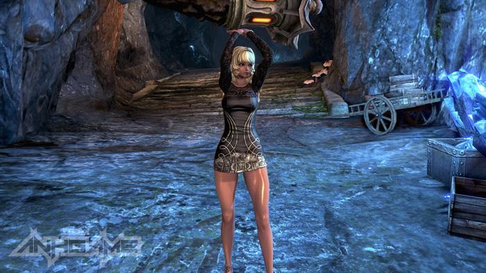 Vẻ đẹp người mẫu của nhân vật nữ trong Blade & Soul - Ảnh 4
