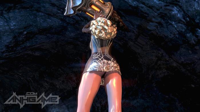 Vẻ đẹp người mẫu của nhân vật nữ trong Blade & Soul