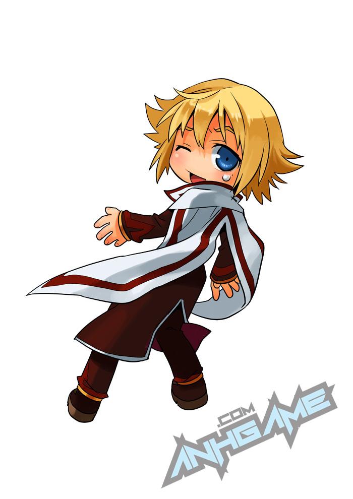 Tạo hình các nhân vật siêu cute trong Canaan Online - Ảnh 1