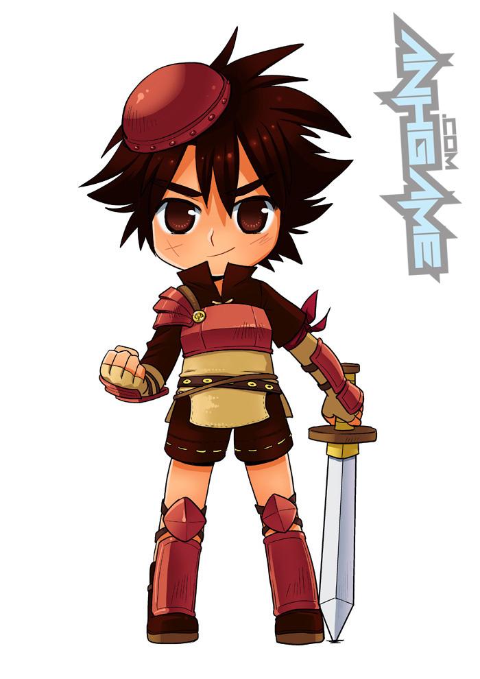 Tạo hình các nhân vật siêu cute trong Canaan Online - Ảnh 5