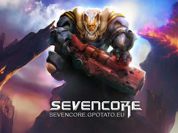 Hình nguyên họa cực chất của Seven Core - Ảnh 8