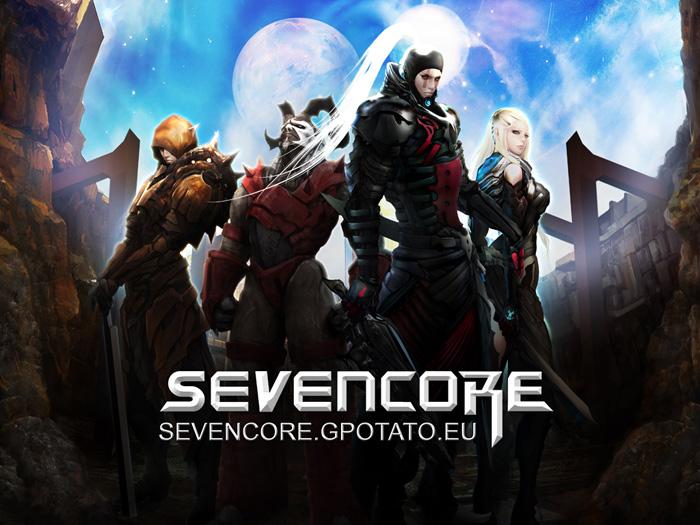 Hình nguyên họa cực chất của Seven Core