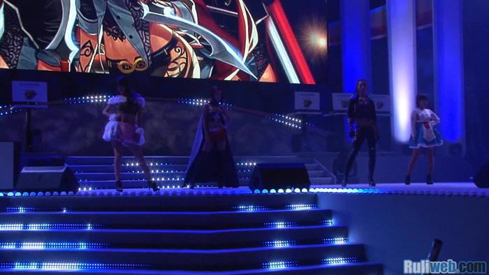 Toàn cảnh đêm hội Dungeon & Fighter Festival 2012 - Ảnh 46
