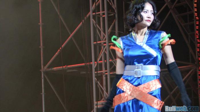 Toàn cảnh đêm hội Dungeon & Fighter Festival 2012 - Ảnh 44