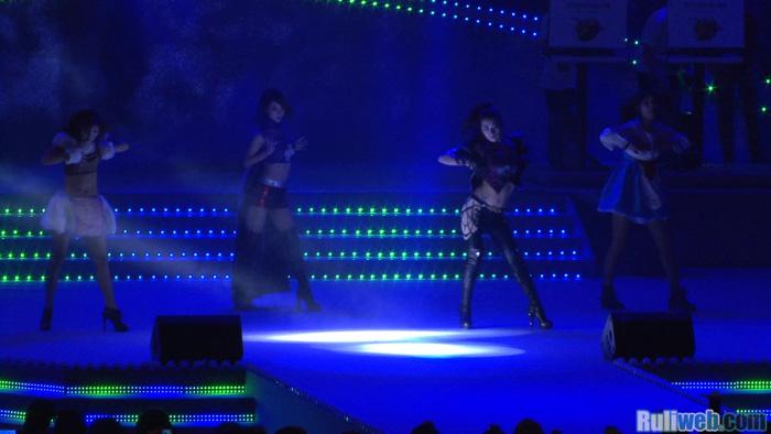 Toàn cảnh đêm hội Dungeon & Fighter Festival 2012 - Ảnh 36