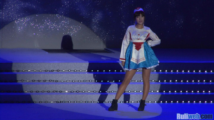 Toàn cảnh đêm hội Dungeon & Fighter Festival 2012