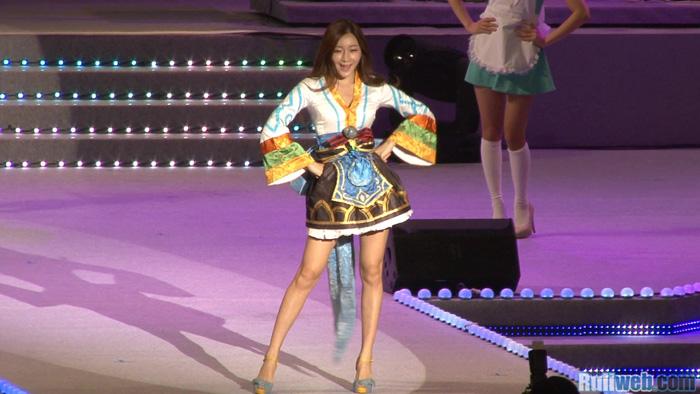 Toàn cảnh đêm hội Dungeon & Fighter Festival 2012 - Ảnh 27