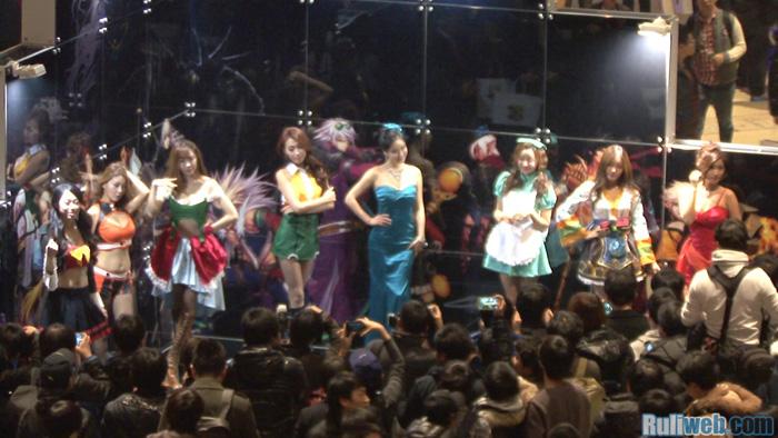 Toàn cảnh đêm hội Dungeon & Fighter Festival 2012 - Ảnh 26