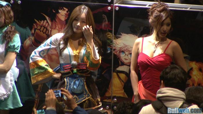 Toàn cảnh đêm hội Dungeon & Fighter Festival 2012 - Ảnh 24