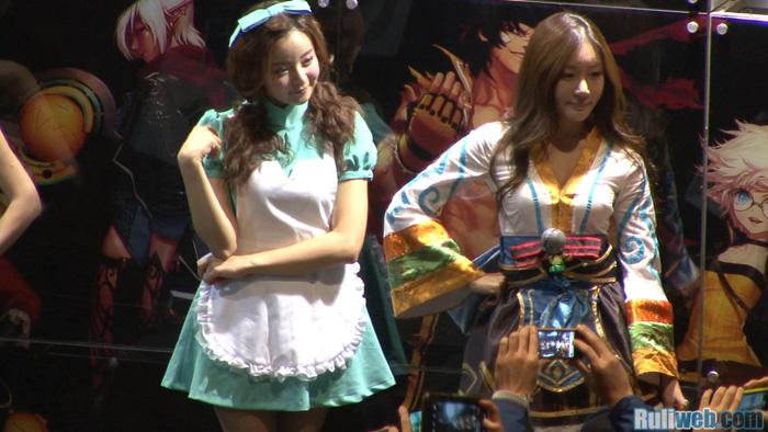 Toàn cảnh đêm hội Dungeon & Fighter Festival 2012 - Ảnh 23