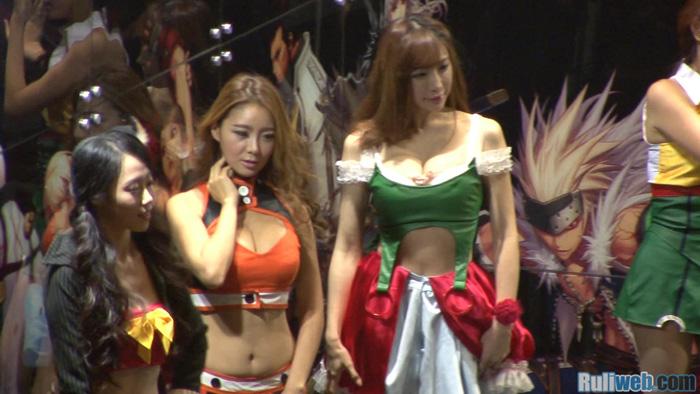 Toàn cảnh đêm hội Dungeon & Fighter Festival 2012 - Ảnh 21
