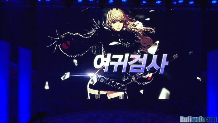 Toàn cảnh đêm hội Dungeon & Fighter Festival 2012 - Ảnh 9