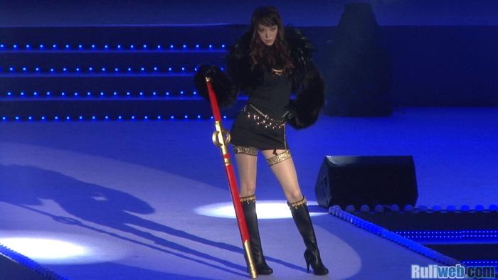 Toàn cảnh đêm hội Dungeon & Fighter Festival 2012 - Ảnh 5