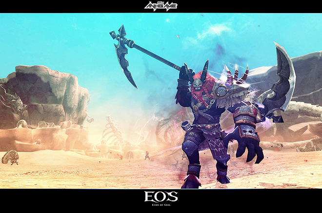 NHN giới thiệu game mới Echo of Soul (EOS) - Ảnh 2