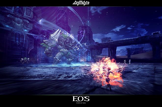 NHN giới thiệu game mới Echo of Soul (EOS) - Ảnh 3