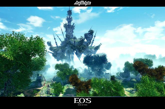 NHN giới thiệu game mới Echo of Soul (EOS)