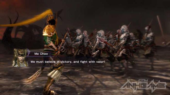 Hình ảnh đẹp về Warriors Orochi 3 Hyper